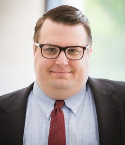 Seth Hunter, attorney at Ely & Isenberg, LLC
