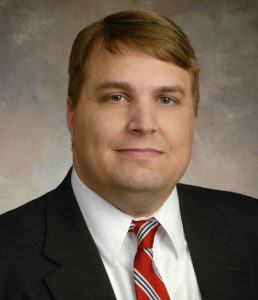 Seth Hunter, attorney at Ely & Isenberg, LLC